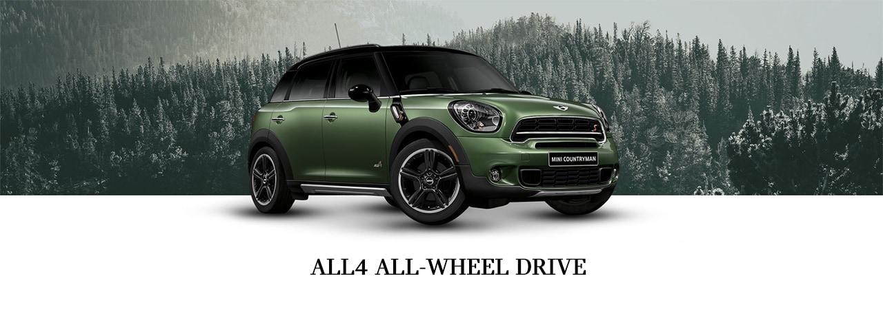 Why Portland Drivers Love The Awd All4 Mini Cooper Mini Of Portland