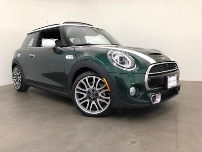 2019 MINI Hardtop 2 Door Cooper S Iconic Hatchback