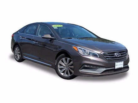 2017 Hyundai Sonata Sport w/PZEV Sedan