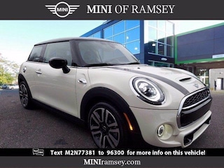 New 2021 MINI Hardtop 2 Door Cooper S Hatchback For Sale in Ramsey