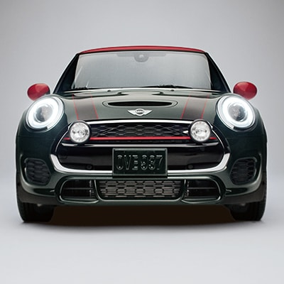 MINI Hardtop 2 Door Interior and Exterior Vehicle Features