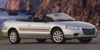 Used 2004 Chrysler Sebring Convertible For Sale in Ramsey