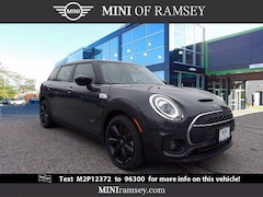 New 2021 MINI Clubman Cooper S ALL4 Wagon For Sale in Ramsey