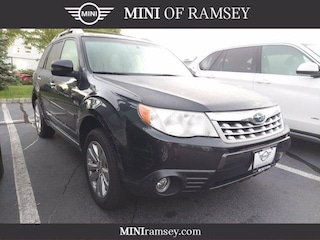 Used 2011 Subaru Forester 2.5X Touring SUV For Sale in Ramsey