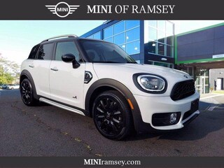 Certified Pre-Owned 2019 MINI Countryman Cooper S SUV For Sale in Ramsey