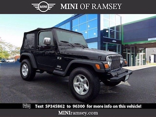 Used 2005 Jeep Wrangler X SUV For Sale in Ramsey