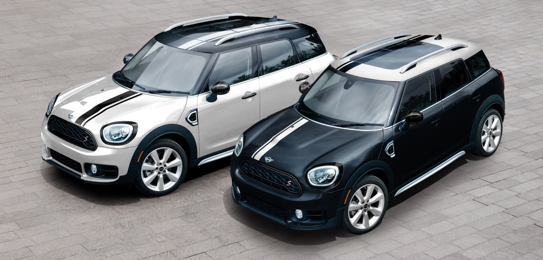 2019 MINI Countryman Yin Yang Editions