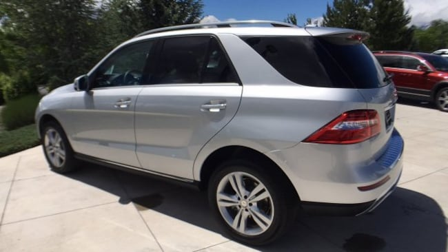 Used 2015 Mercedes-Benz M-Class For Sale at MINI of Reno