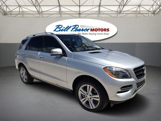 Used 2015 Mercedes-Benz M-Class For Sale at MINI of Reno | VIN