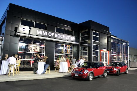 Mini Of Rochester >> Mini Of Rochester New Mini Dealership In Rochester Ny