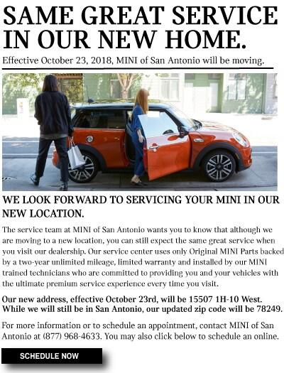 Mini Of San Antonio New Mini Dealership In San Antonio Tx 78216