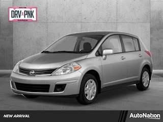 Used 2010 Nissan Versa 1.8 S 4dr Car for sale