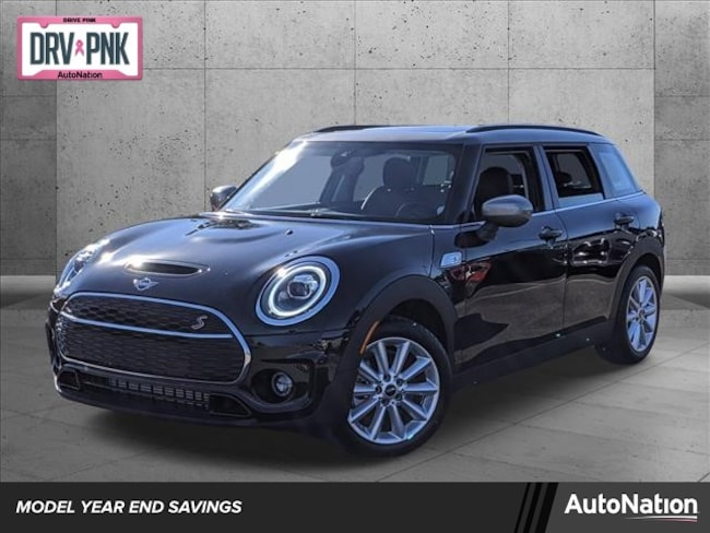2020 MINI Clubman Cooper S 4dr Car