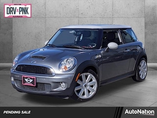 2008 MINI Hardtop S 2dr Car