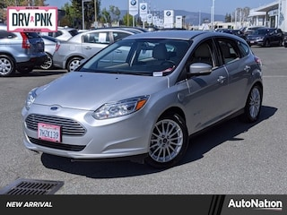2014 Ford Focus Electric 4dr Car