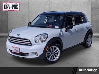 2012 MINI Countryman 4dr Car