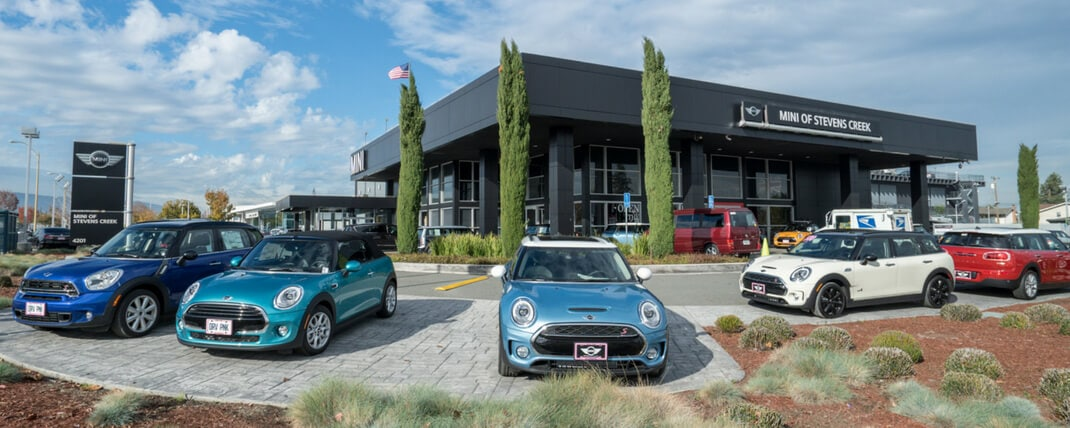 Mini Cooper Dealers >> Mini Of Stevens Creek Mini Dealership Near Me San Jose Ca