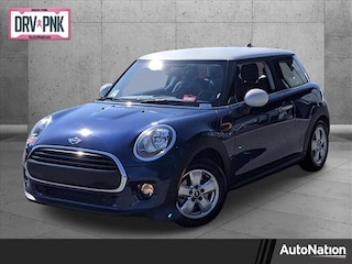 2018 MINI Hardtop 2 Door Cooper 2dr Car