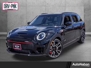 2022 MINI Clubman John Cooper Works 4dr Car