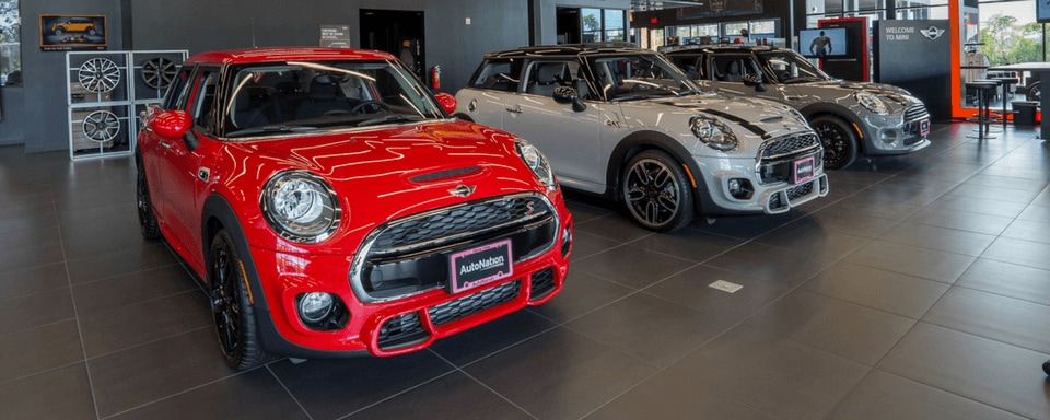 MINI Financing In Houston, TX