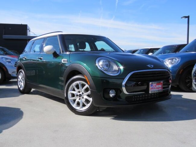 Used 2016 Mini Cooper Clubman For Sale At Mini Of Universal City