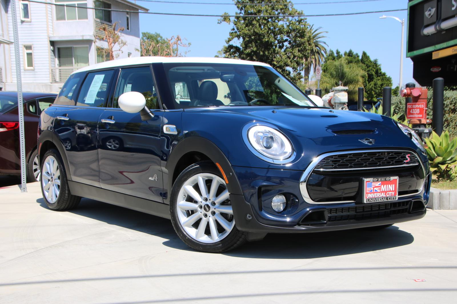 2018 MINI Clubman Cooper S ALL4 Wagon