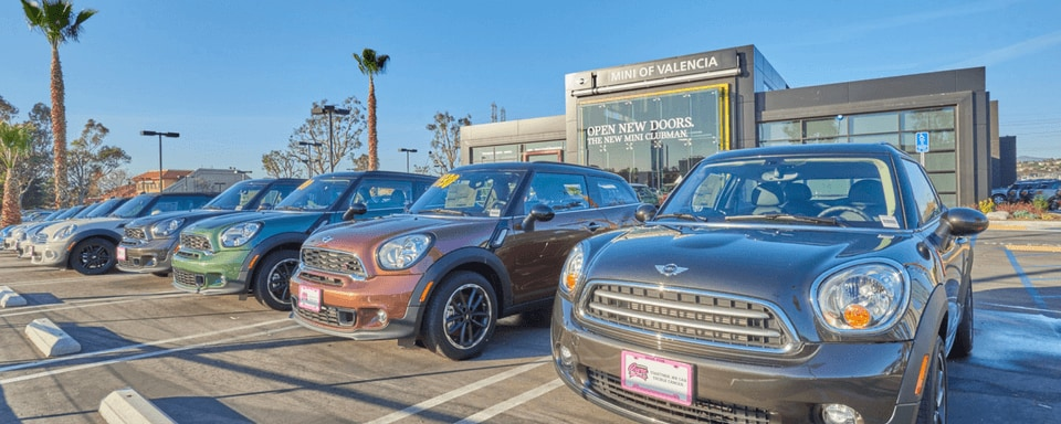 MINI Financing In Santa Clarita, CA