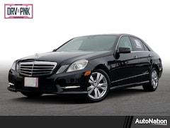 2012 Mercedes-Benz E-Class E 350 Luxury Bluetec 4dr Car