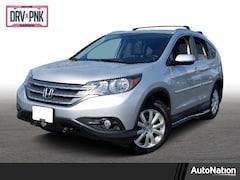 2013 Honda CR-V EX-L Sport Utility