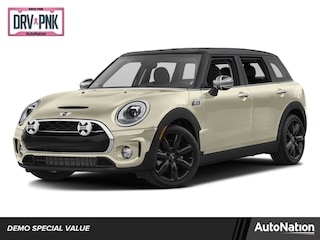 2017 MINI Clubman Cooper S 4dr Car