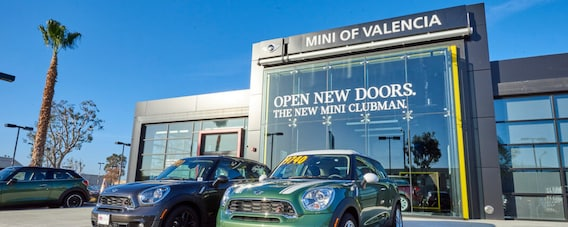 Mini Cooper Dealers >> Mini Of Valencia Mini Dealership Near Me Santa Clarita Ca
