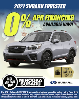 FORESTER 2021 2Q