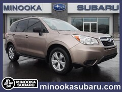 2015 Subaru Forester 2.5i (CVT) SUV for sale near Scranton