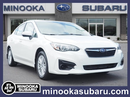 2018 Subaru Impreza 2.0i Premium Sedan for sale in Moosic, near Scranton, PA