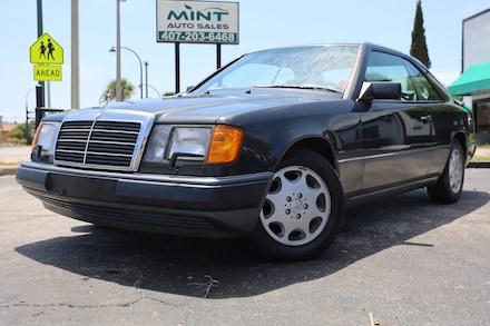 1993 Mercedes-Benz 300 3.2 Coupe