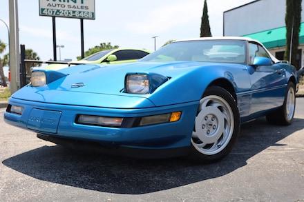 1992 Chevrolet Corvette Convertible