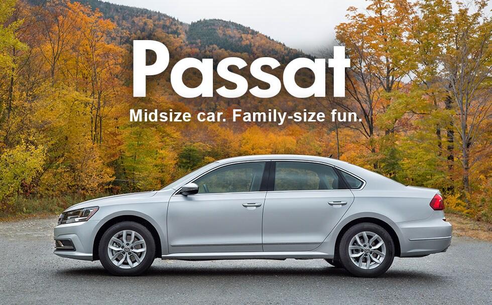 2017 Passat