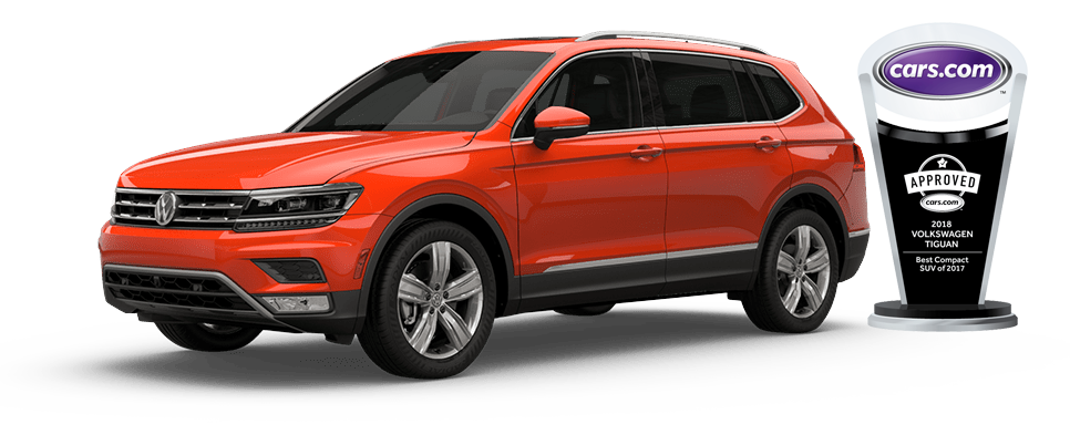 The All New 2018 Vw Tiguan Has Arrived Minuteman Vw