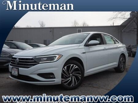 2021 Volkswagen Jetta SEL Premium Sedan