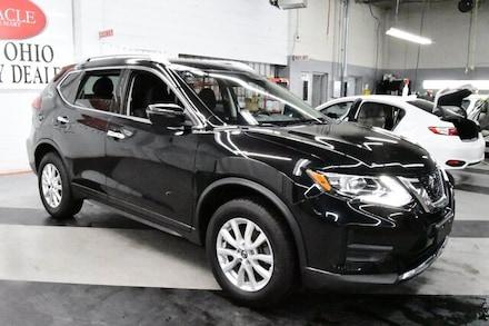 2018 Nissan Rogue SV - AWD Alloys Backup CAM Blindspot Monitor AWD SV