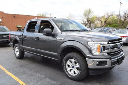 2018 Ford F-150 XLT - 4WD Supercrew V6 Bluetooth 1 Owner Loaded Truck SuperCrew Cab