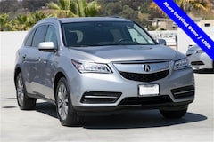 Used 2016 Acura MDX 3.5L SH-AWD w/Technology Pkg SUV S053420 for sale in Orange County