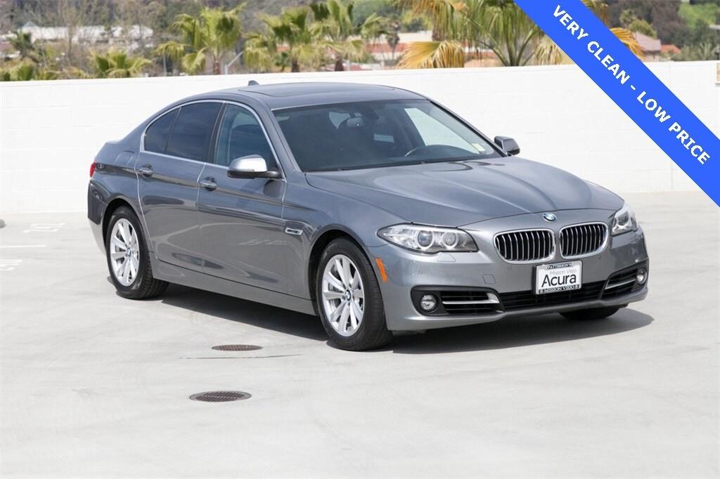 2015 BMW 528i 528i Xdrive Sedan