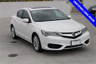 2016 Acura ILX 2.4L Acurawatch Plus Package Sedan