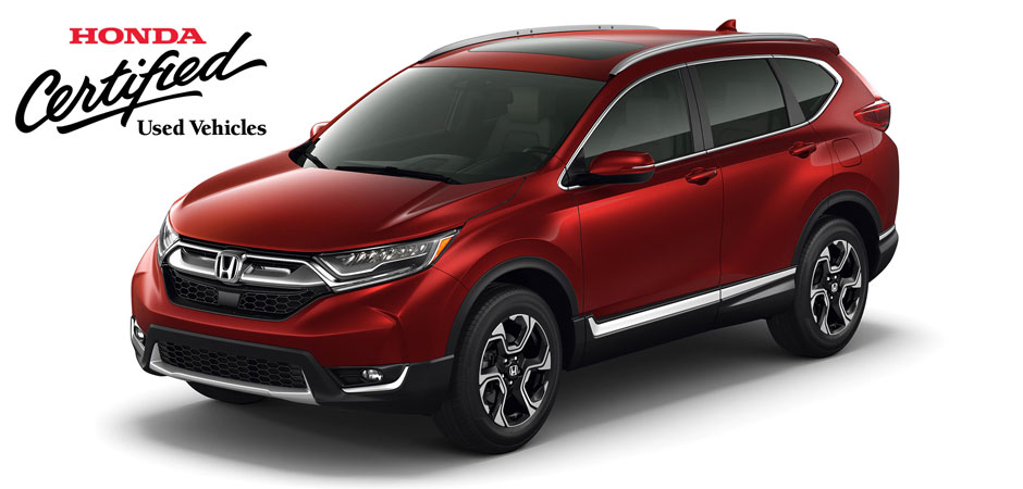 Amazing Honda Certified Pre Owned Vehicles