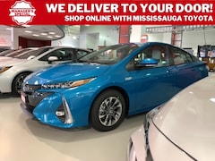 2021 Toyota Prius Prime PRIUS PRIME UPGRADE Technology Package Hatchback