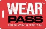 Wear Pass | Toyota Vehicle Protection