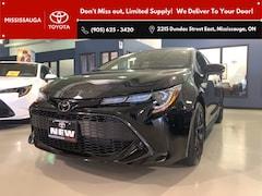 2022 Toyota Corolla HATCHBACK CVT Nightshade Edition Hatchback