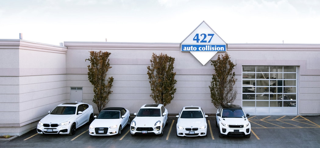 Collision Centre | Mississauga Toyota