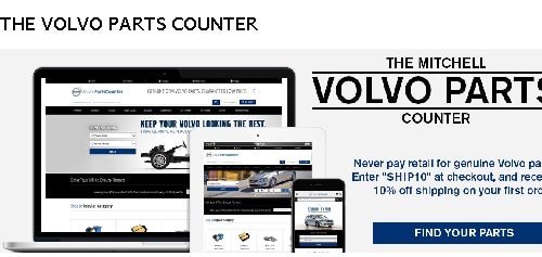 Volvo Parts Coupons & Specials at Mitchell Volvo of Simsbury, CT